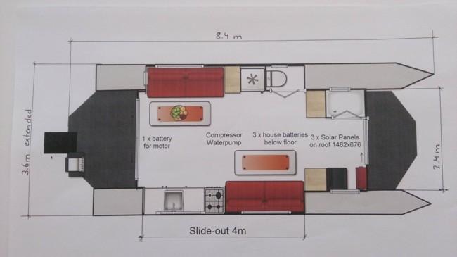 Inspire Houseboat 1