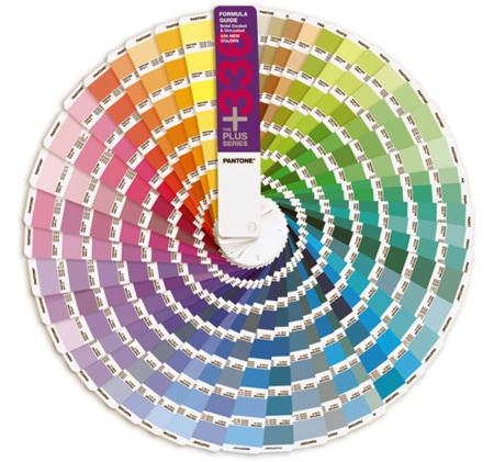 Pantone añade 336 colores