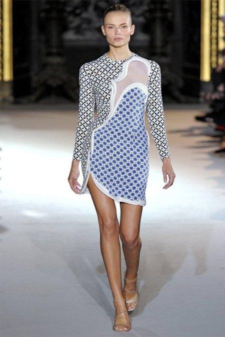 Vestidos Stella McCartney Primavera-Verano 2012