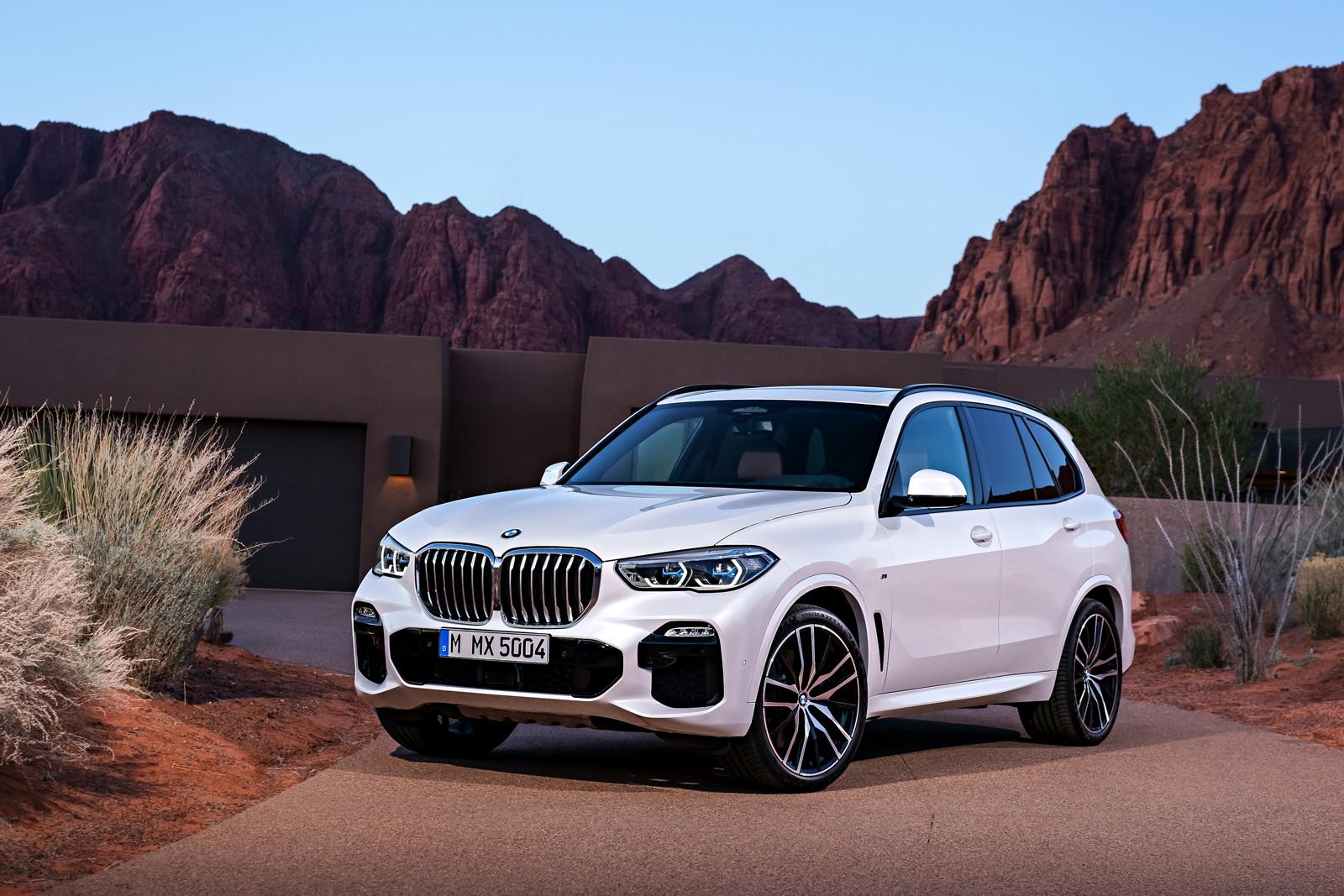 Foto de BMW X5 2018 (27/45)
