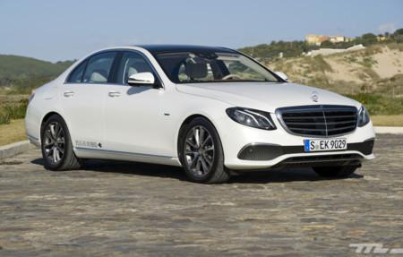 "Mercedes-Benz Clase E 2016: al volante de esta lujosa berlina con ""piloto automático"""
