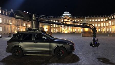 Como Se Grabo El Comercial The Heist De Porsche 2