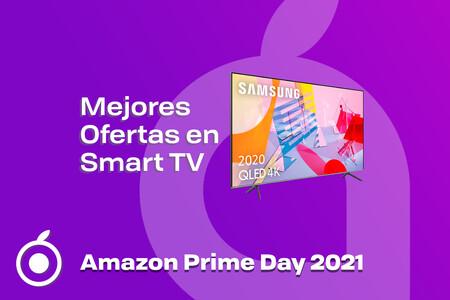 Mejores ofertas de televisores por el Prime Day: Smart TVs desde 169,99 euros en Amazon