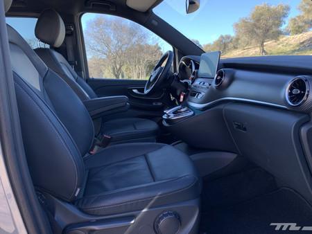 Mercedes Clase V 300d Prueba