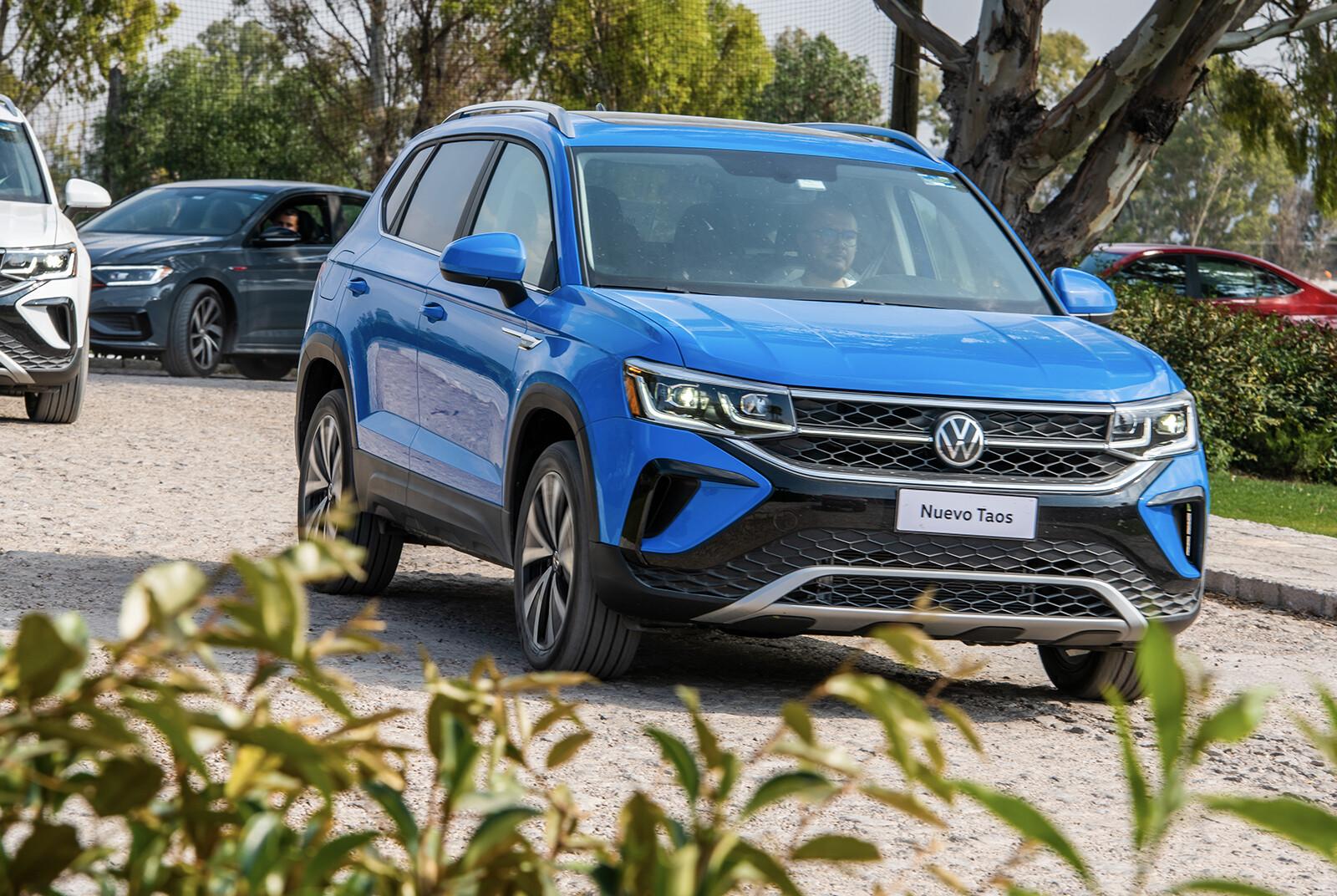 Foto de Volkswagen Taos (lanzamiento en México) (18/30)