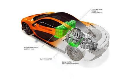 McLaren: Todos nuestros coches serán híbridos antes de diez años, e incluso puede que haya alguno eléctrico