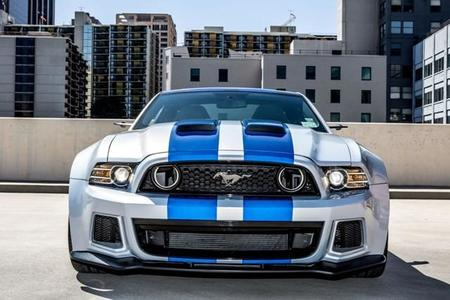 Subasta Mustang Need for Speed