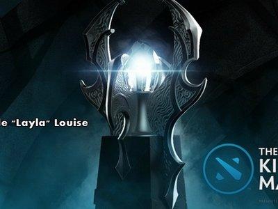 """Marielle """"Layla"""" Louise se convierte en la primera jugadora femenina que llega a un clasificatorio regional de Valve"""