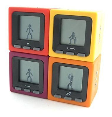 Cube World Digital Stick People, los diminutos digitales