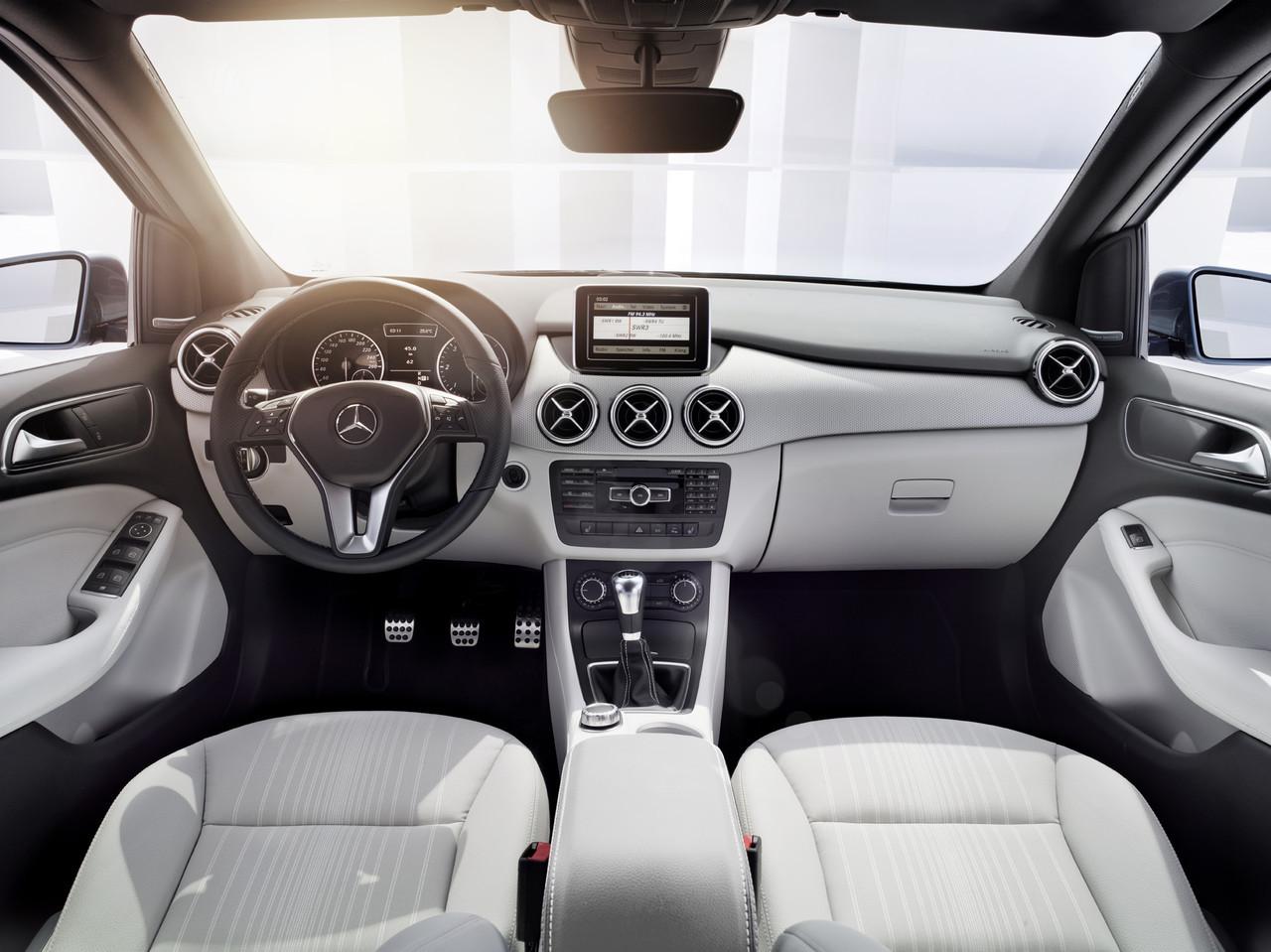 Foto de Mercedes-Benz Clase B (25/104)