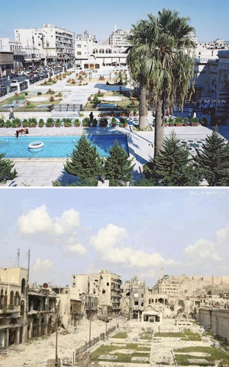 Aleppo Siria 10