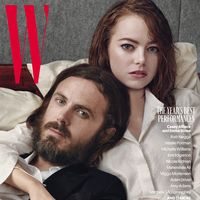 "Impresionada con las 6 portadas de W Magazine de su ""The Movie Issue"""