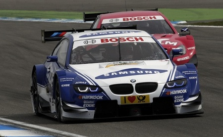 Jaime Alguersuari se aleja de BMW y el DTM