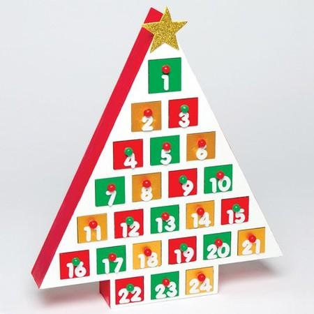 Calendario De Adviento Casero.La Navidad Se Acerca 14 Calendarios De Adviento Caseros Y 24