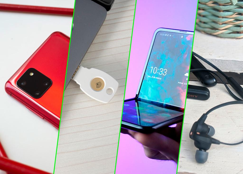 Los 15 análisis de marzo de Xataka: 7 móviles, auriculares de varios tipos y todas nuestras reviews con sus notas