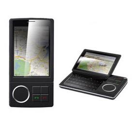 Google Dream, primer teléfono de Google y HTC
