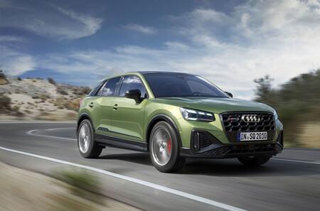 Nuevo Audi SQ2: el pequeño SUV deportivo se renueva con una estética más fresca para los mismos 300 CV