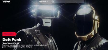 La plataforma musical VEVO llega a Apple TV y Samsung TV