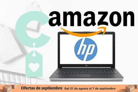 Los mejores portátiles HP de las ofertas de septiembre en Amazon