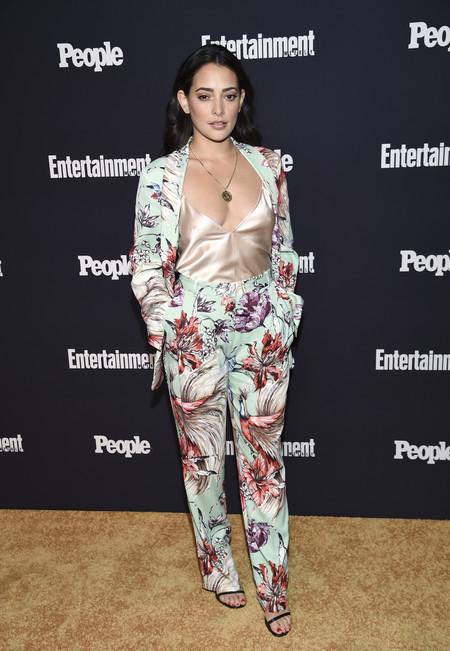 Natalie Martinez people entertainment weekly fiesta look estilismo outfit