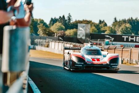 ¡Histórico! El Porsche 919 Hybrid Evo es el coche más rápido de Nürburgring con un tiempo de 5:19.546