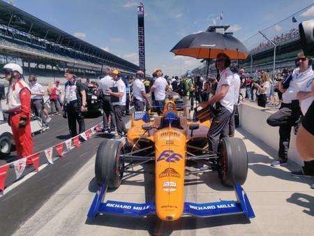 Alonso Indy500 2019