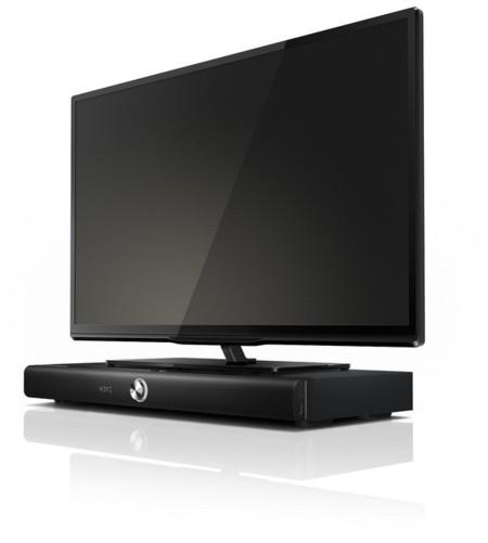 Philips SoundStage, barra de sonido con Blu-Ray para colocar debajo del televisor