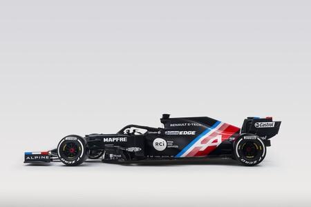 Alpine F1 2021 2