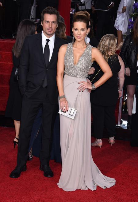Kate Beckinsale y Len Wiseman