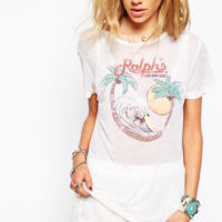 Camiseta Surf Ralph Lauren