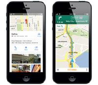Google Maps llega a iOS y sorprende al mundo