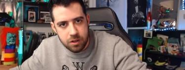 """""""Puedes perfectamente no ignorar a tu abuela, amigo"""": AuronPlay opina sobre el vídeo de Gian GG"""