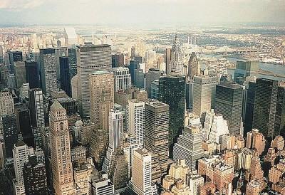 Cosas que ver en Nueva York en un día cualquiera (I)