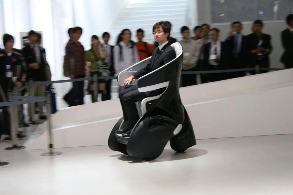 Foto de Toyota i-REAL Concept  (1/18)