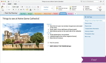 Highlight onenote mac os x