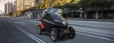 El SEAT Minimó será la alterativa del Twizy, con batería intercambiable e hiperconectado