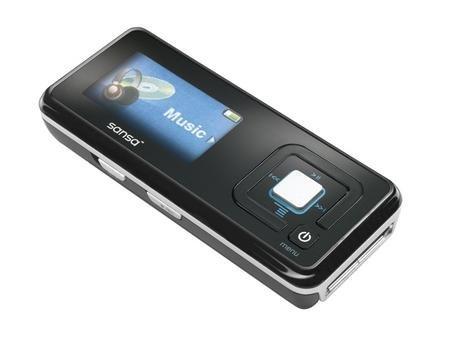 [IFA 2006] SANSA c200,  MP3 de 2 GB por menos de 100 euros