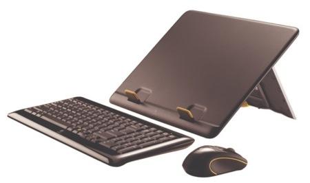 Logitech Notebook Kit MK605 viene con la tecnología Unifying