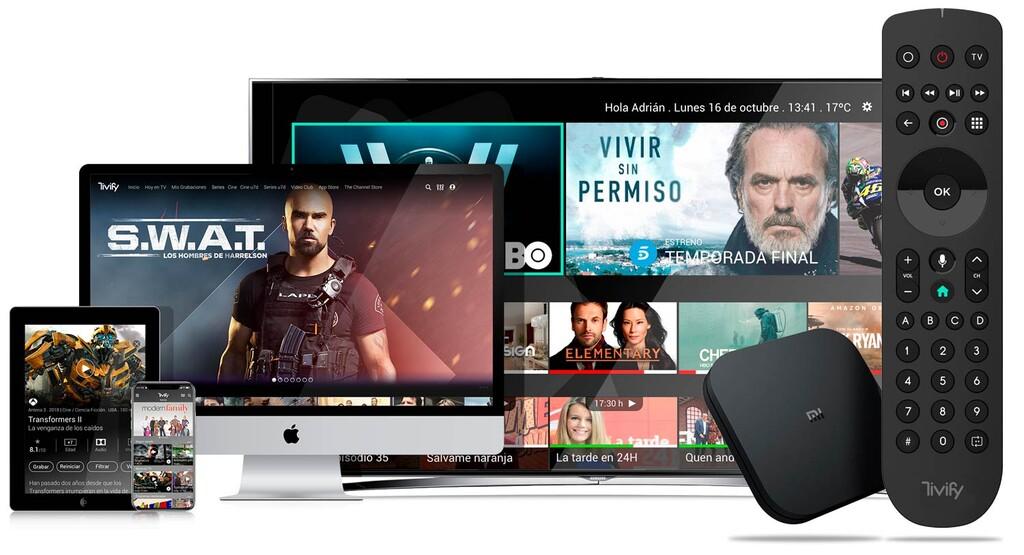 La tele de Tivify ahora es gratis: ya puedes ver más de 80 canales de la TDT sin coste y desde una app