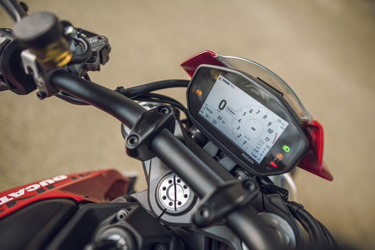 Foto de Ducati Monster 2021 (6/20)