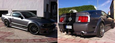 A los V8 también les gusta el GLP, el Ford Mustang GT está de acuerdo