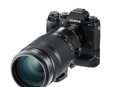 Fujifilm presenta el teleconvertidor XF 2X TC WR, el adaptador WCL-X70 y el parasol LH-XF23