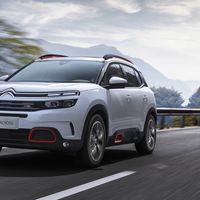 Citroën C5 Aircross: un musculado SUV de nueva generación que veremos en Europa en 2018