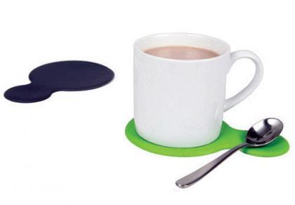 Posavasos para el café del desayuno