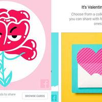 Cómo crear una tarjeta de San Valentín desde Facebook para Android
