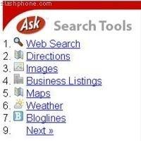 El buscador Ask.com presenta versión móvil