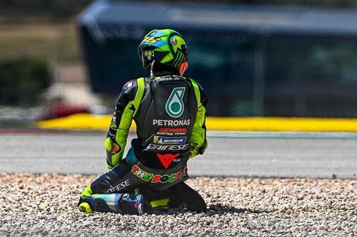 ¿Debe retirarse Valentino Rossi? La eterna batalla entre el legado de una leyenda y su pasión por las motos