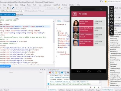Visual Studio 2015 y .NET 4.6 ya están disponibles para descargar