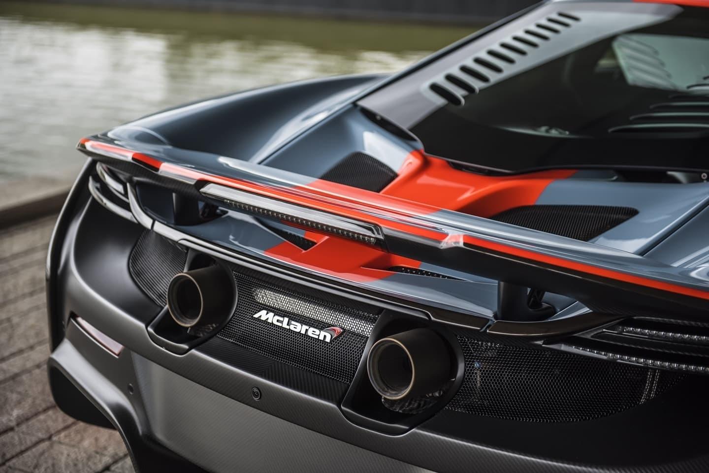 Foto de McLaren 675LT Gulf Racing (9/10)