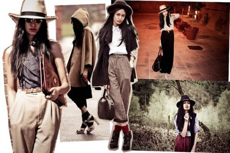 Las famosas nos dan consejos de moda para un verano fresco en Trendencias. Bloggers